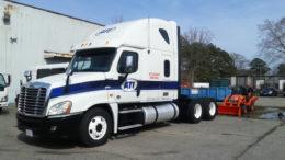 2013 Freightliner For Commercial Driving Program