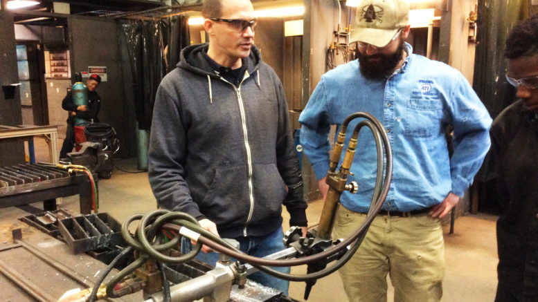 ATI's Newest Certified Welding Educator