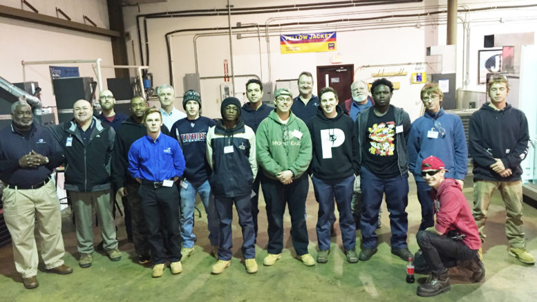 District 1 SkillsUSA Event Held At Miller Store Road Campus