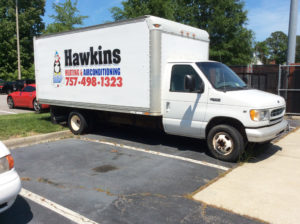 Employer Spotlight: Hawkins Heating and Air Conditioning