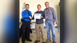 ATI Scholarships Awarded at Skills USA Welding Competition