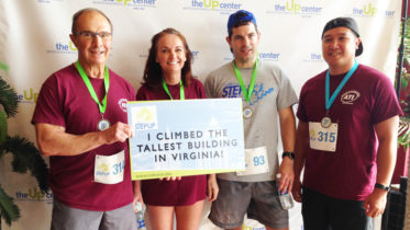 ATI Representatives Race to Support Local Charity