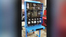 New Training Equipment in Heavy Vehicle