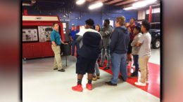 Northampton High School Visits ATI for Future Career Opportunities
