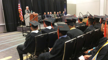 Wheeltime Network Honors ATI's Graduation With Special Speaker