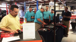 Tool Show: Snap-On Tools Holds their Event at ATI