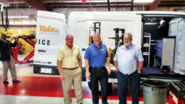 Gregory Poole Lift Systems Visits ATI To Speak With Students